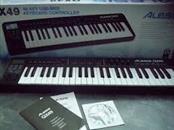 ALESIS Keyboards/MIDI Equipment QX49
